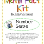 Math Facts Kit-Number Sense