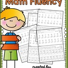Math Fluency Assessments