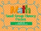 Math Fluency Pack for Small Groups-FREE