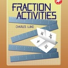 Math Fraction Activities for Grades 4-5-6-7-8