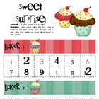 Math Game board - Adding and Subtracting Sweet Surprises