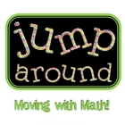 Math Games- Jump Around: Skip Counting