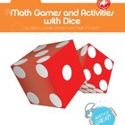 Math Games and Activities with Dice - Free sample grades k-7