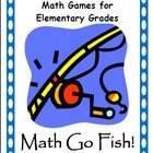 Math Games for Elementary School - Math Go Fish! (Place Value)
