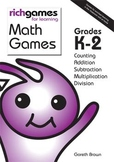 Math Games for Grades K-2