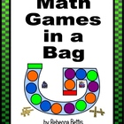 Math Games in a Bag