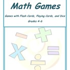 Math Games with Cards and Dice