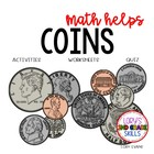 2nd Grade Math Helps - Counting Coins