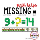 Math Helps - Missing Numbers