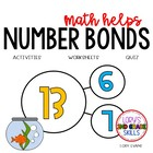 Math Helps - Number Bonds