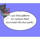 "Math ""I can"" statements for 1st grade"