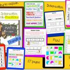 Math Interactive Notebook-Fractions