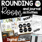 Math Interactive Notebook and Math Journal: Rounding and P