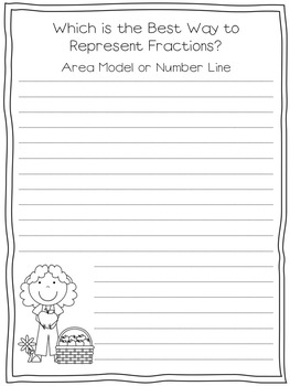 Math Journal Prompts for the Third Grade Common Core Standards