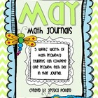 Math Journals {May}