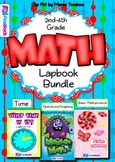 Math Lapbook Bundle