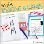 Math Lessons and Games for K-2