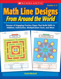 Math Line Designs from Around the World Gr. 2-3