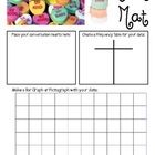 Math Mat Review Activity:  Conversation Hearts