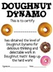 Math Mat Review Activity:  Doughnuts