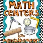 Math Measurement: Centers