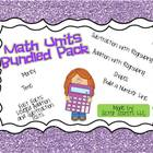 Math Megapack: Bundle of all Math Units