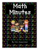 Math Minute, Math Fillers