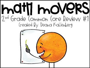 Math Movers: Common Core Edition #1