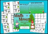 Math Movers Game Subtraction with Regrouping for Your Enti