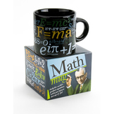 Math/Science Mug 12 oz