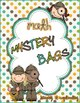 Math Mystery Bags {Counting, Addition, & Subtraction}