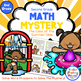 Math Mystery-Case of the Summer Slide-Grade 3-CCSS