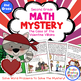 Math Mystery-Case of the Valentine Villains-Grade 2