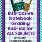 Math Notebook Grading Rubric