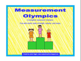 Math Olympic Games for Kids
