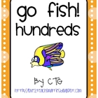 Math Place Value Go Fish Center (hundreds)