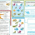 Math Problem Solving Essentials Bundle {Kindergarten, 1st,