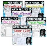 Math Project Super Bundle