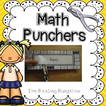 Math Punchers {Expanding Bundle: Buy now and save BIG!!}