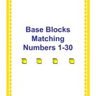 Math Puzzles: Base Blocks Matching Numbers 1-30
