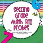 Math Reasoning RTI Probes for Second Grade