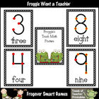 Math Resource -- Froggie's Touch Math Posters