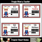 Math Resource -- Super Kids on Call Number Wall Headers/Posters