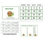 Math Review Trivia Game