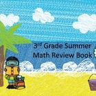 Math Review Workbook by The Teacher&#039;s Work Room