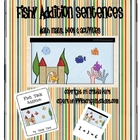 Math Sentence book, workmats and worksheets