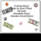 Math Smartboard Lesson - Counting Money Smartboard