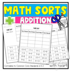 Math Sorts: Addition