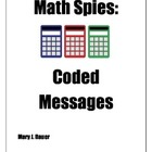 Math Spies: Coded Messages Using Function Tables