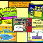 Math State Test Prep Bundle   5 Promethean ActivInspire Fl